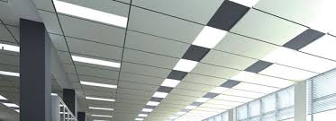 flat panel leds interlectric office ceiling ceiling lights for office
