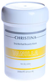 CHRISTINA <b>Маска</b> красоты ванильная для сухой кожи / Sea ...