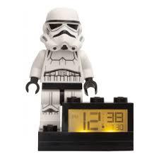 <b>Будильник LEGO</b> 9004032 <b>Star</b> Wars (Звёздные Войны ...