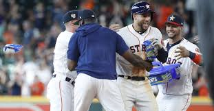 Astros rally to walkoff win over Angels in a wild one - Houston ...