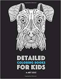 Detailed Coloring Books For Kids: Zendoodle <b>Animal</b> Designs; <b>Lion</b> ...