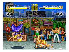 Fatal Fury - King of Fighters (Mame)