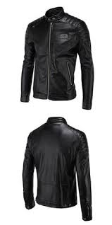 The <b>New</b> 2017 High-end Men's Clothing Leather Jacket <b>Han Edition</b> ...