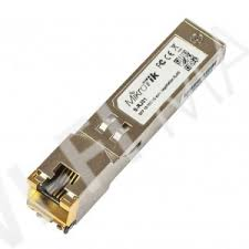 <b>Оптические модули Mikrotik</b> SFP RJ45 10/100/1000M Copper ...