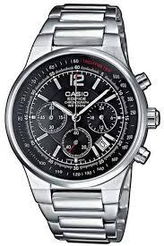 WATCH.UA™ - <b>Мужские часы Casio EF-500D-1AVEF</b> цена 2796 ...