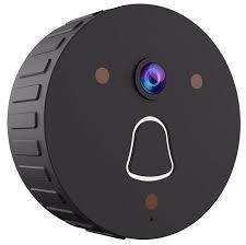 Умный <b>дверной звонок iVUE Clever</b> Dog Wired Doorbell (Black) в ...