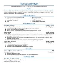 web developer resume example it sample resumes livecareer web design resume example