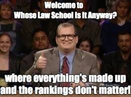 You Are More Than a Number… and So is a Law School | Above the Law via Relatably.com