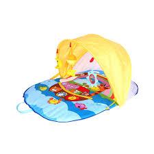 <b>Biba Toys Развивающий коврик</b> с капором в океане купить в ...