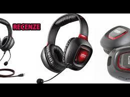 Recenze: <b>Sound Blaster Tactic3D</b> Rage USB V2.0 - YouTube
