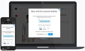 better coupon box popups to collect emails social likes get it nowstart my trial