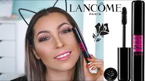 Тушь <b>Lancôme Monsieur Big Mascara</b> | Обзор туши для супер ...