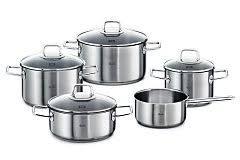 <b>Посуда</b> из нержавеющей стали – купить металлическую посуду ...