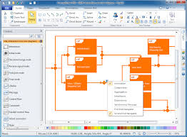 interaction overview diagram uml     professional uml drawing    uml interaction overview softwarefor windows