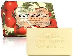 "Мыло ""Помидор"" - <b>Nesti Dante</b> Horto Botanico Pomodoro Soap ..."