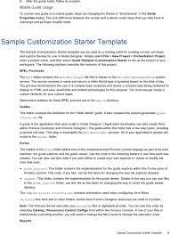informatica cloud application integration 2015 apis sample customization starter template the sample customization starter template can be used as a starting point