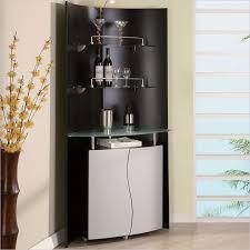 image of corner liquor cabinet ideas black mini bar home wrought