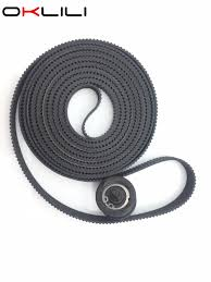 """C7770 60014 Carriage <b>Belt 42</b>"""" B0 Size with Pulley <b>for HP</b> ..."""