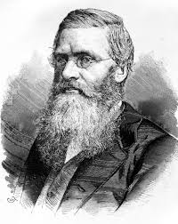 Wallace at the Dell. A National Campaign to preserve Wallace's house and gardens in Grays - Alfred_Russel_Wallace_engraving