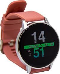 Купить <b>Умные часы Geozon Sky</b> Silver/Pink по выгодной цене в ...