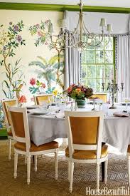 dining room designer furniture exclussive high: the dining room now bursts with high octane design from the zuber wallpaper to