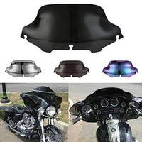 "6"" 8"" 4 Colorful Iridium <b>Motorcycle</b> Wave <b>Windshield Windscreen</b> for ..."