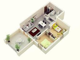 25 more 2 bedroom 3d floor plans 11 small home office design orthodontic office bedroom home office view