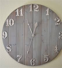 1000 images about klok maken on pinterest clock vintage wall clocks and unique wall clocks big unique diy wall clocks
