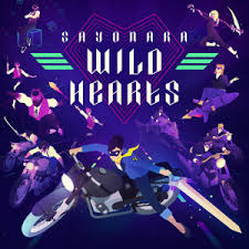 Sayonara Wild <b>Hearts</b> - Wikipedia