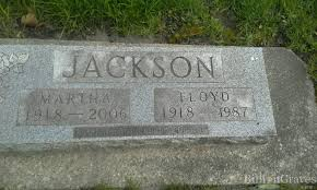 grave site of floyd jackson 1918 1987 billiongraves headstone image of floyd jackson