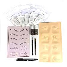 PFT Eyebrow <b>Microblading Kit - For Permanent Makeup</b> Eyebrow ...