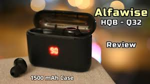 <b>Alfawise</b> HQB - <b>Q32</b> TWS Bluetooth 5 Earphones Review - YouTube