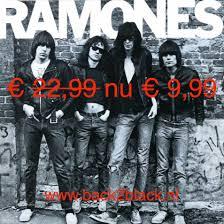 Back2black.nl - Ramones - <b>Ramones</b> (<b>180 grams</b>) nieuw vinyl ...