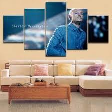<b>5</b> Pieces <b>HD Printing</b> Painting Michael Jackson Type Poster Music in ...