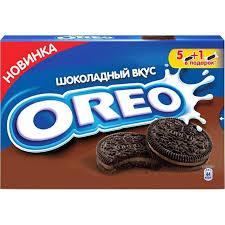Купить <b>Печенье шоколадный вкус OREO</b>, 228 г в торговых ...