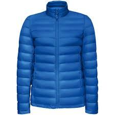 <b>Куртка женская Wilson Women</b>, ярко-синяя под нанесение ...
