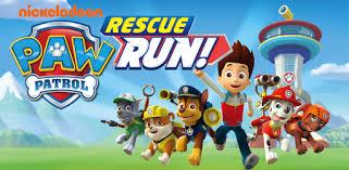 <b>PAW Patrol</b>: Rescue Run - Apps on Google Play
