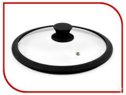 Купить <b>Крышка TimA 22cm с</b> силиконовым ободом Black 4822BL ...