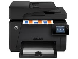 <b>HP Color LaserJet Pro</b> MFP M177fw Software and Driver ...