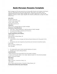 resume for bank jobs template investment banking resume format