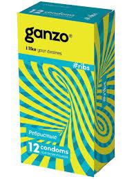 <b>Презервативы GANZO Ultra</b> thin, No12 (Ультра тонкие, 12шт. в ...