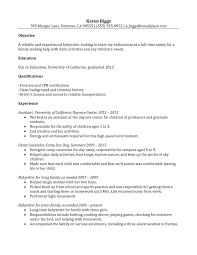 epub nanny resume format mb resume for medical fieldnanny resumes resume badak is resume
