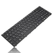 <b>Russian Keyboard For Asus</b> K52 X61 N61 G60 G51 k53s MP ...