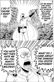 preach it! | One-Punch Man | Know Your Meme via Relatably.com
