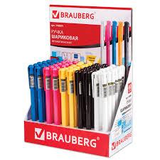 """Купить <b>Ручка шариковая</b> автоматическая <b>BRAUBERG</b> """"Hot Hit ..."""