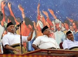 Image result for The best Gif and moving images of intolerant Rashtriya Swayamsevak person full of hatred