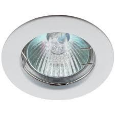 Купить <b>Светильник KL1</b> WH <b>ЭРА</b> литой простой MR16,12V, 50W ...