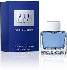 <b>Antonio Banderas Blue Seduction</b> Eau De Toilette Spray 3.4 Oz/ 100 ...