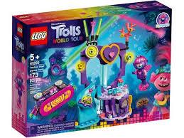 ≡ <b>Конструктор LEGO Trolls Вечеринка</b> на Техно-рифе (41250 L ...
