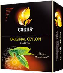 Купить <b>Чай</b> черный <b>Curtis Original</b> Ceylon 100 пак с доставкой на ...